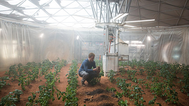 What astronauts on Mars should be doing